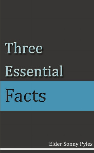 Three Essential Facts