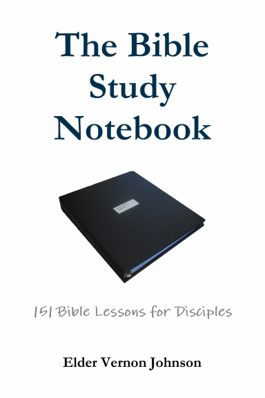 The Bible Study Notebook